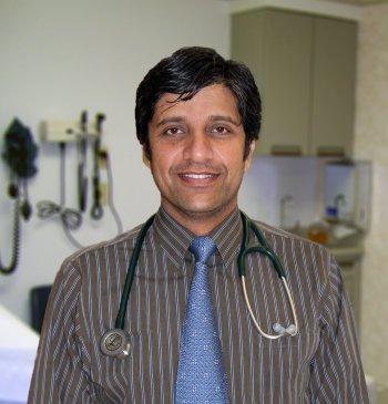 Dr. Arsalan Khan, MD