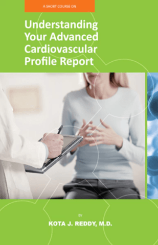 Understanding Your Advanced Cardiovascular Profile Report Book